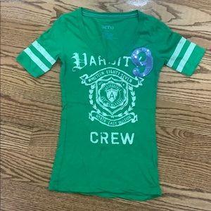 T shirt weman Aeropostale size xs good condition